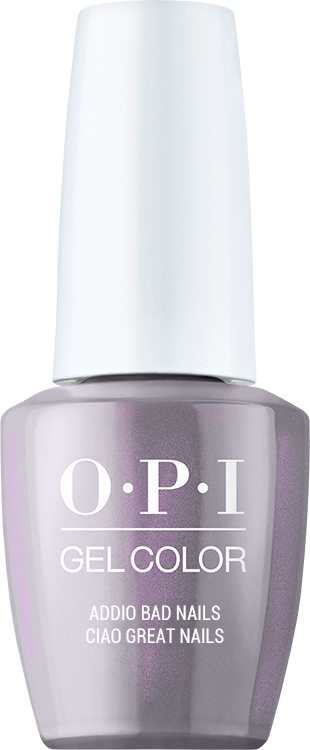 OPI GelColor Milan Collection