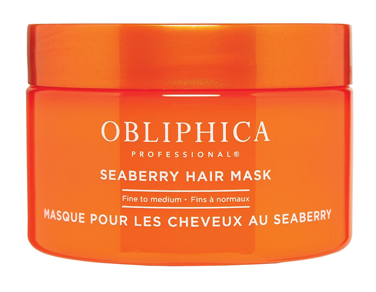 Obliphica Seaberry Hair Mask Fine to Medium