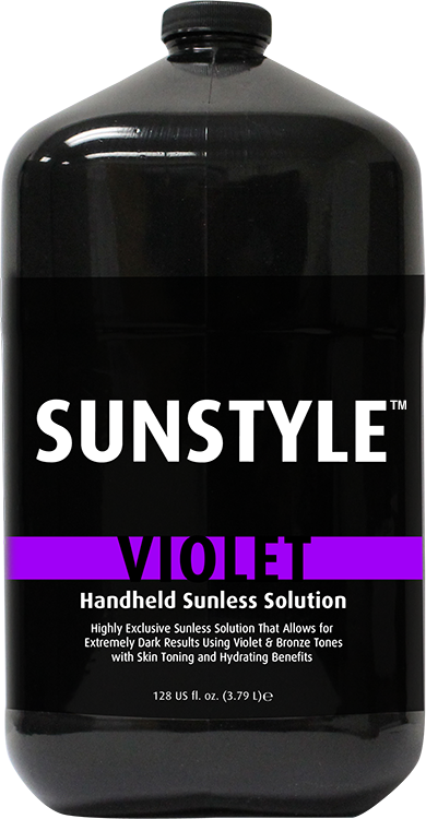 Sunstyle Sunless Violet Airbrush Solution