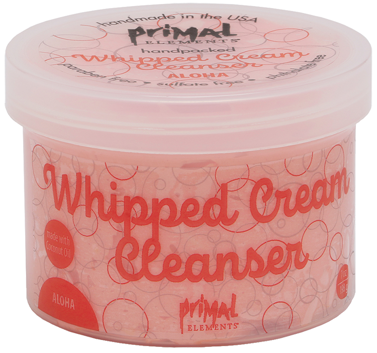 Primal Elements Whipped Cream Cleanser