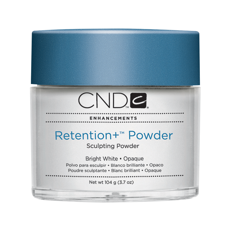 CND Retention+ Sculpting Powder Bright White