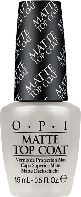 OPI Nail Lacquer Matte Top Coat   PinkPro Beauty Supply   Wholesale ...