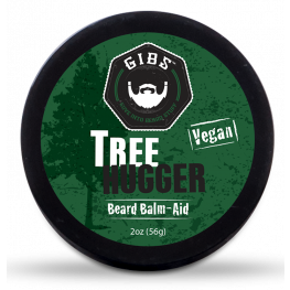 Gibs Tree Hugger Vegan Beard Balm