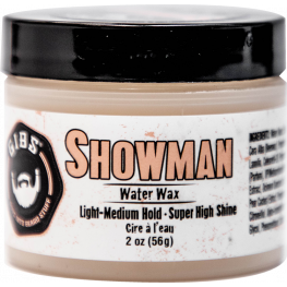 Gibs ShowMan Water Wax Super High Shine