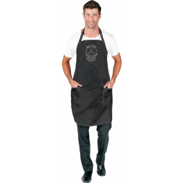 Betty Dain Sugar Skull Apron