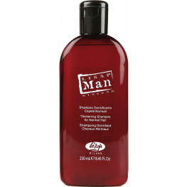 Lisap Man Thickening Shampoo for Normal Hair