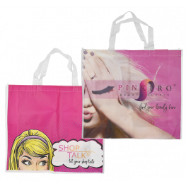PinkPro & Shop Talk Tote Bag