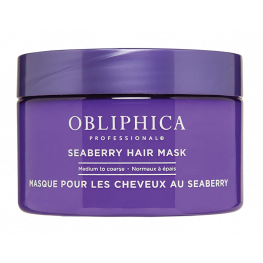 Obliphica Seaberry Hair Mask Thick to Coarse