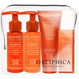 Obliphica Seaberry Fine to Medium Travel Kit