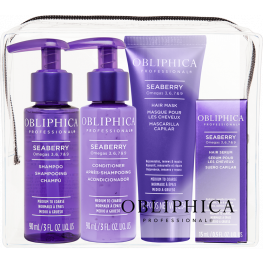 Obliphica Seaberry Thick to Coarse Travel Kit