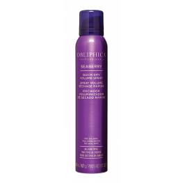 Obliphica Seaberry Quick-Dry Volume Spray