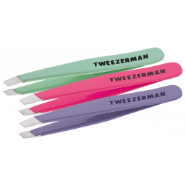 Tweezerman Slant Tweezer Assorted