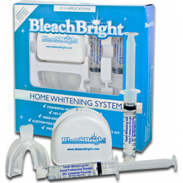 Bleach Bright Home Whitening System