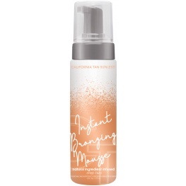California Tan Sunless Instant Bronzing Mousse Step Two