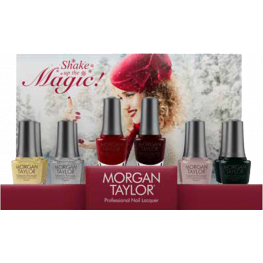 Morgan Taylor Shake Up The Magic Collection 12 Piece Display