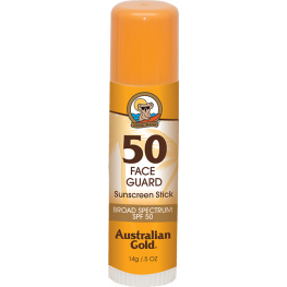 Australian Gold SPF 50 Face Guard Sunscreen Stick