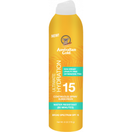 Australian Gold SPF Ultimate Hydration Continuous Spray Sunscreen