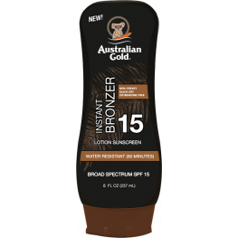 Australian Gold Instant Bronzer Lotion