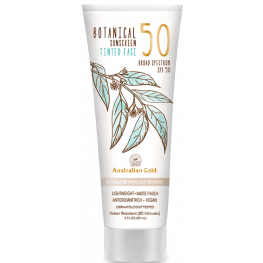 Australian Gold SPF 50 Botanical Sunscreen Tinted