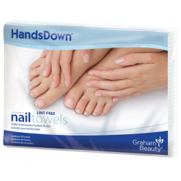 Handsdown Nail Care Towels