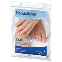 HandsDown Nail Wipes