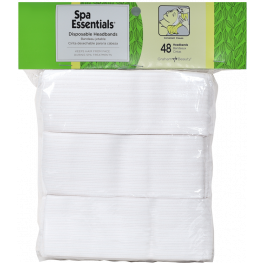 Graham Beauty Spa Essentials Disposable Headbands