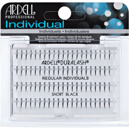 Ardell Individual Black Single Knotted Lashes