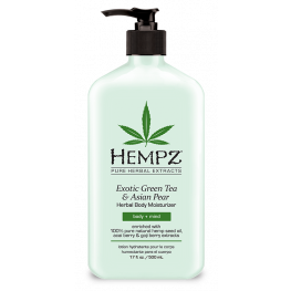 Hempz Green Tea & Asian Pear Moisturizer
