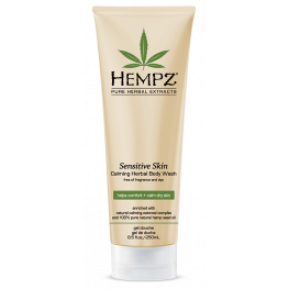 Hempz Sensitive Skin Calming Body Wash