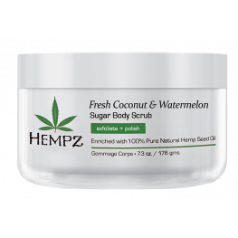 Hempz Coconut & Watermelon Sugar Scrub