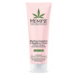Hempz Grapefruit & Raspberry In-Shower Body Moisturizer