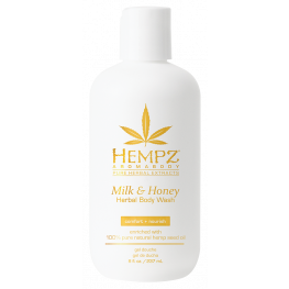 Hempz Milk & Honey Body Wash