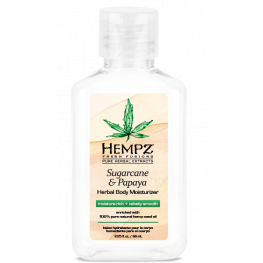 Hempz Sugarcane & Papaya Body Wash