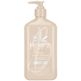 Hempz Koa & Sweet Almond Smoothing Herbal Body Moisturizer