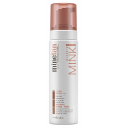 MineTan Mink Self Tan Foam