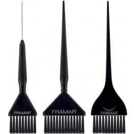 Framar Family Pack Brush Set