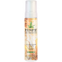 Hempz Citrine Crystal & Quartz Body Wash