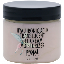 Primal Elements Hyaluronic Acid Gel Cream Moisturizer