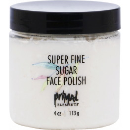 Primal Elements Super Fine Sugar Face Polish