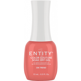 Entity Soak Off Gel Polish Hot Off The Runway Collection