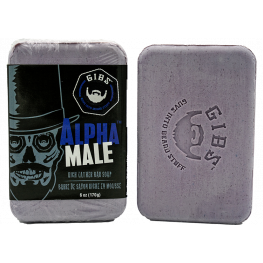 Gibs Alpha Male Exfoliating Soap
