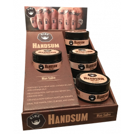 Gibs Handsum Man Salve 6 Piece Display