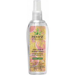 Hempz Fresh Fusions Pink Citron & Mimosa Flower Cleansing Oil