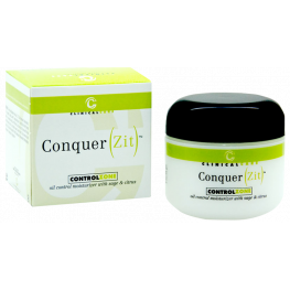 Clinical Care Conquer(Zit) ControlZone Oil Control Moisturizer