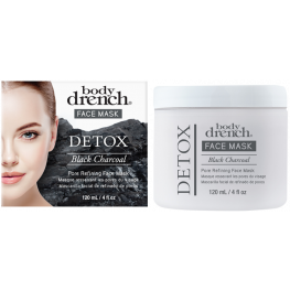 Body Drench Detox Black Charcoal Pore Refining Mask
