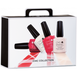CND Shellac Chic Trial Pack