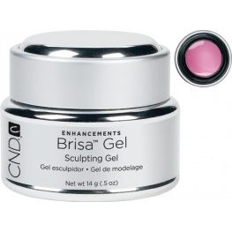 CND Brisa Sculpting Gel Pure Pink: Sheer