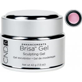 CND Brisa Sculpting Gel Neutral Pink: Semi-Sheer