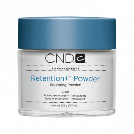CND Retention+ Sculpting Powder Clear