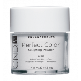 CND Perfect Color Sculpting Powder: Clear